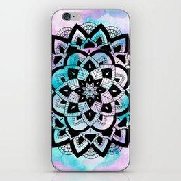 Twilight Mandala iPhone Skin