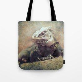 Big bad Lizard! Tote Bag
