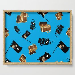 Pirate Chi Serving Tray