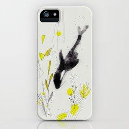 Blackfish iPhone Case