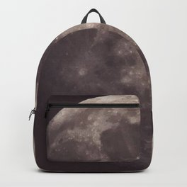 Moon scape Backpack