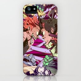 Stardust Crusaders iPhone Case