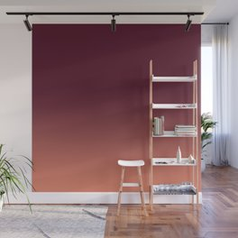 Gradation, Monochrome, Color Mood Wall Mural