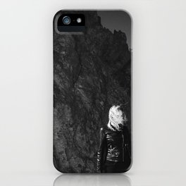 Volcanic View iPhone Case