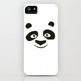 Kung Fu Panda iPhone Case