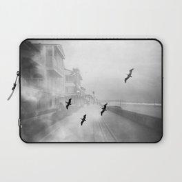 """Birds of a Feather"" Holga Double Exposure in San Diego, California Laptop Sleeve"