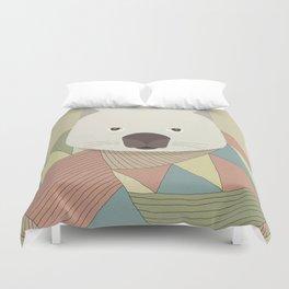 Whimsical Wombat Duvet Cover