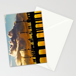 Walking The HB Pier Stationery Cards