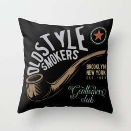 Hister 9 Throw Pillow