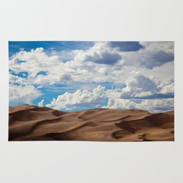 Great Sand Dunes 1 Rug