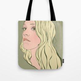 Chloe Sevigny Tote Bag