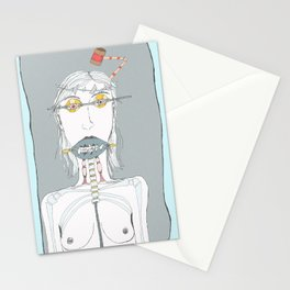 Migraines Stationery Cards