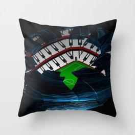The Arabic Throw Pillow