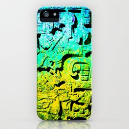 forgotten Colors collection iPhone Case