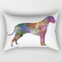 Dalmatian 01 in watercolor Rectangular Pillow