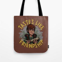 Tastes Like Friendship! Tote Bag