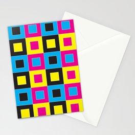 CYMK Stationery Cards