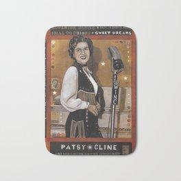 Patsy Cline Bath Mat