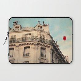 Balloon Rouge Laptop Sleeve