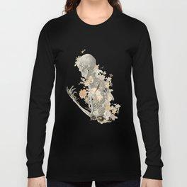 Stranger Danger I [sans type] Long Sleeve T-shirt