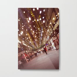 All of the lights Metal Print
