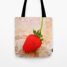 sweety strawberry! Tote Bag