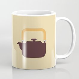 Japan Teapot Coffee Mug