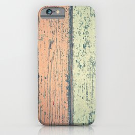 Abstract Background iPhone Case