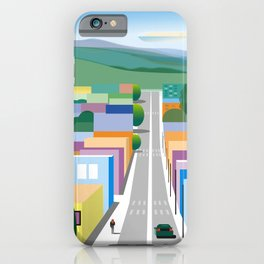 San Luis Obispo iPhone Case