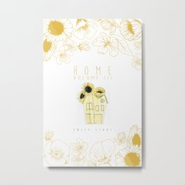 Home Volume III Metal Print