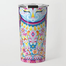 Zen Cat Travel Mug