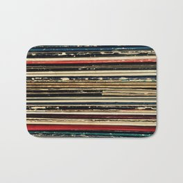 Records Bath Mat