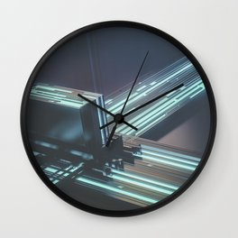 intersectup Wall Clock