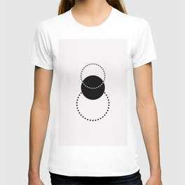 Geometric print - Shapes 001 T-shirt