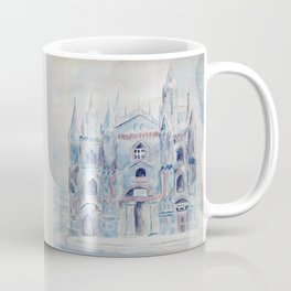 the castle in the clouds Coffee Mug