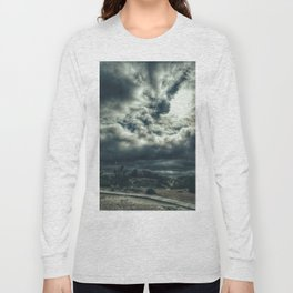 Thunder is coming Long Sleeve T-shirt