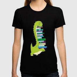 The Geek Brachiosaurus T-shirt
