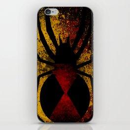 Avengers - Black Widow iPhone Skin