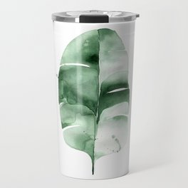 Banana Leaf no. 6 Travel Mug