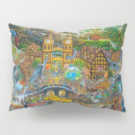 Magical Pillow Sham