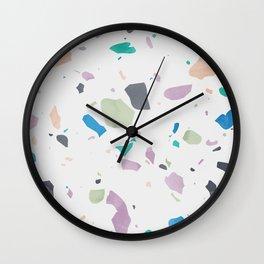Terrazzo 2 Wall Clock
