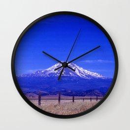 American West II Wall Clock