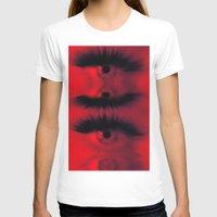 all seeing eye T-shirts featuring EYE AM All Seeing by Eye Am