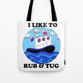 Rub N Tugboat- BI2 Tote Bag
