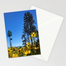 Zion Sunflowers Stationery Cards