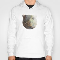 illusion Hoodies featuring Illusion by Dariane