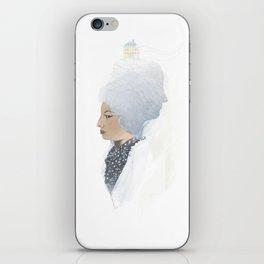 Lost Bride iPhone Skin