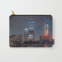 GO PATS 2019 Carry-All Pouch