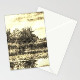 Liliy Pond Vintage Stationery Cards