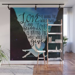 The Love That Split The World - Being Loved Wall Mural